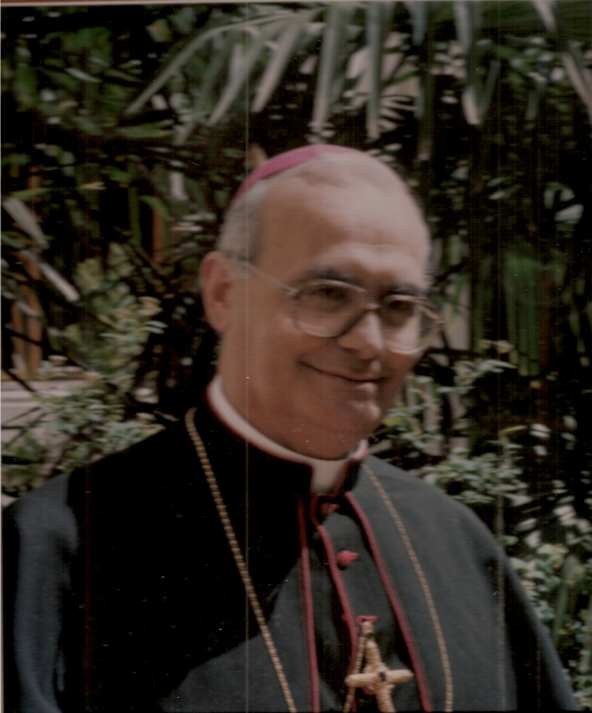 S. E. Mons. Domenico Crusco