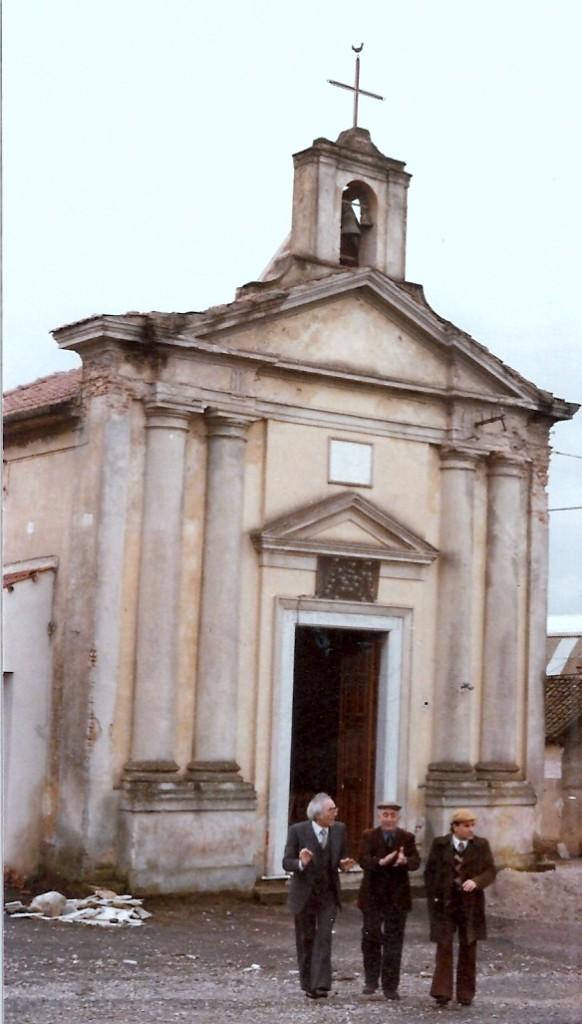Esterno Chiesa - 1984
